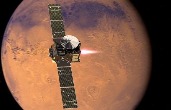 NASA and ESA join forces in a mission to collect soil from Mars