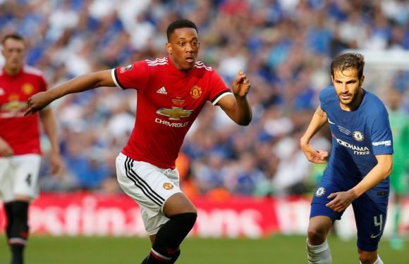 Why Anthony Martial could be the key in United's pursuit of Bale