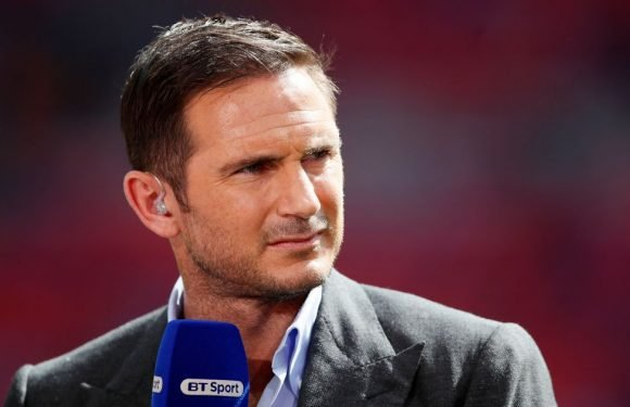 Frank Lampard opens up on his plans for management