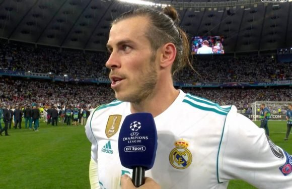 Bale fuels Real Madrid exit talk moments after winning Champions League