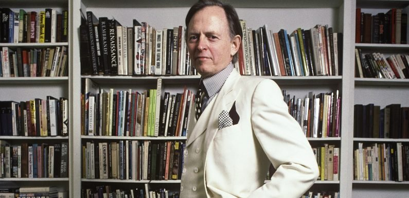 And Now Tom Wolfe in White Suits: A Visual Appreciation of the Late Writer's Singular Style