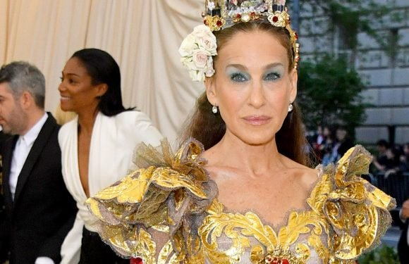 Sarah Jessica Parker at the Met Gala: See the Star's Ultra-Committed Red Carpet Looks