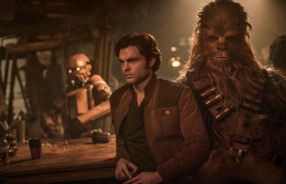 Chewbacca, Star Of 'Solo: A Star Wars Story,' Challenges You To 'Roar For Change'