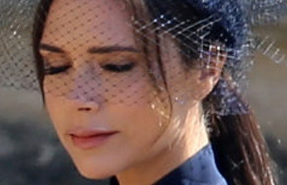 Victoria Beckham savaged for her 'miserable' appearance at the Royal Wedding