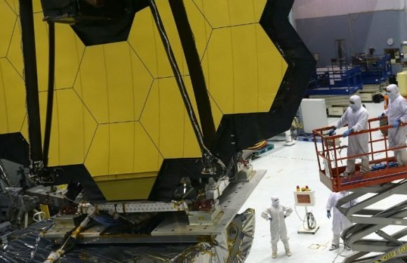 NASA's James Web Space Telescope Loses 'Screws And Washers' During Environmental Testing