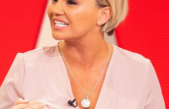 Kerry Katona left 'heartbroken' and 'scared' as her car gets smashed in