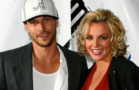 Britney Spears' Ex Kevin Federline Wants More Child Support Cash