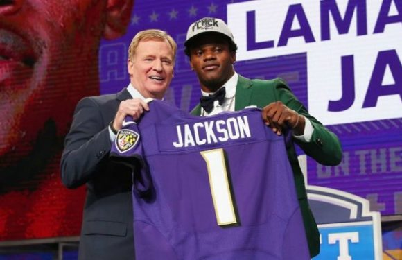 NFL News: Lamar Jackson To The Baltimore Ravens Was A Big Mistake, Jason Whitlock Claims