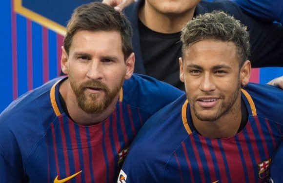 Lionel Messi breaks silence on Neymar's potential move to Real Madrid