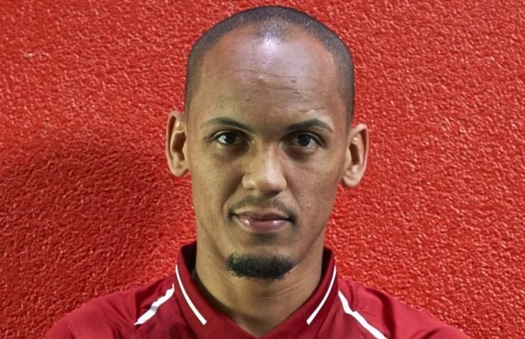 How Liverpool could line up with Fabinho next season