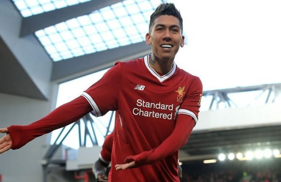 Fabinho reveals the part Firmino played in Liverpool transfer