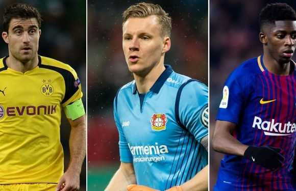 Arsenal's transfer window priorities laid bare as Gunners look for 5 new faces