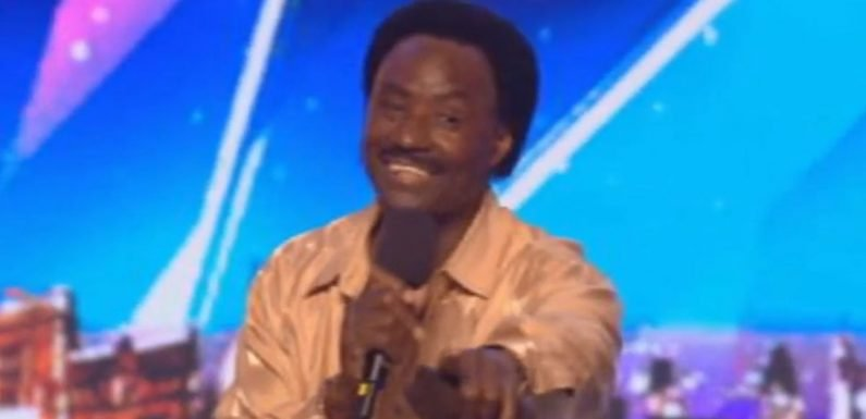 BGT golden buzzer act Donchez Dacres shows ITV hosts how to 'wiggle and wine'