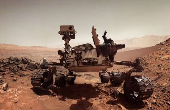 NASA's Curiosity Rover Is Testing A New Percussion Technique Today To Help Its Drill 'Get Its Rhythm Back'