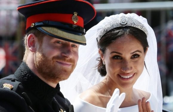 The best moments from Prince Harry and Meghan Markle's wedding