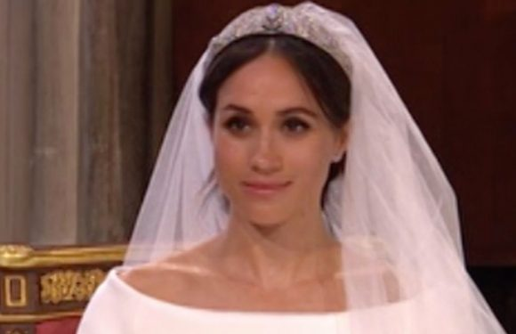 Meghan praised for 'barely flinching' after getting smacked in face by a fly