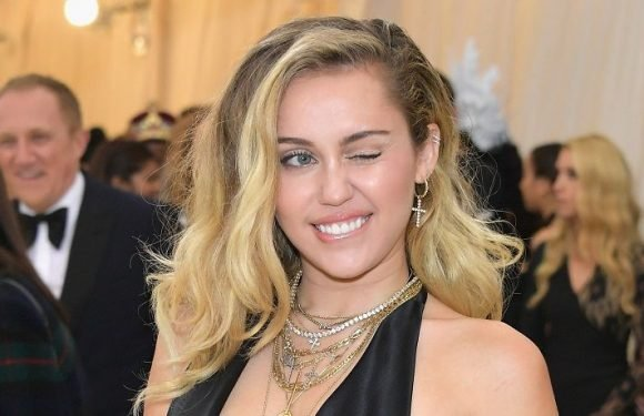 Miley Cyrus Rocks 'Weed Panties' After Saying That She Quit Smoking