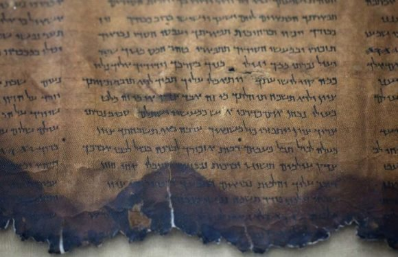 Exciting New Writings On Dead Sea Scroll Have Just Come To Light Using Special NASA Technology