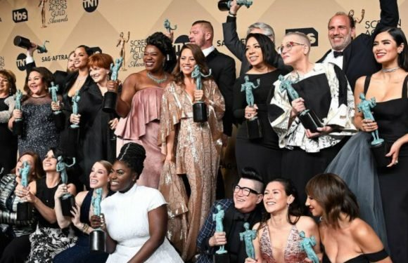 Orange Is The New Black Stars Hilariously Crash A Fan's Wedding