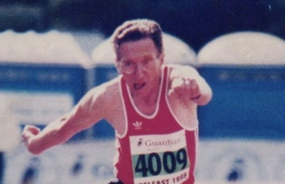 Grandad sprinter, 82, goes for Gold in 100m and 200m races at Transplant Games