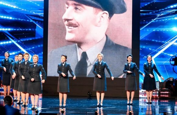 BGT sensations the D-Day Darlings reveal real-life courage behind their singing