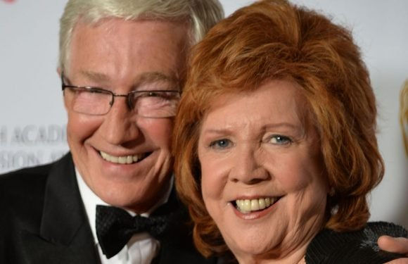Paul O'Grady performed an exorcism on best pal Cilla Black's ghost