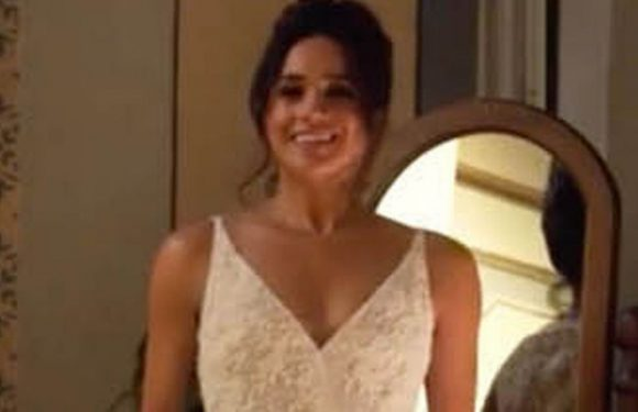 Who will design Meghan Markle's wedding dress – the designers in the running