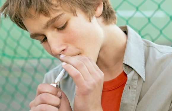 Young people now prefer weed over cigarettes or booze, study reveals
