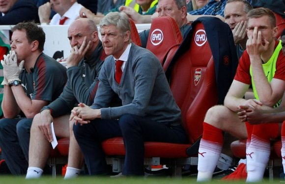 All the latest news on Arsenal's search for a new manager