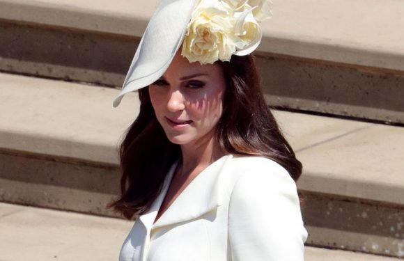 Kate Middleton wore very flashy new accessory to Meghan and Harry's wedding