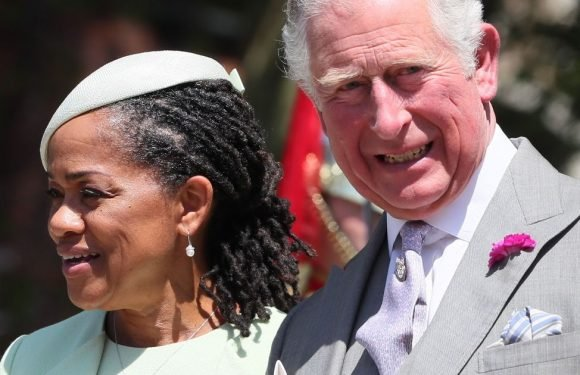 Prince Charles' wedding speech about 'darling old Harry' leaves guests in tears
