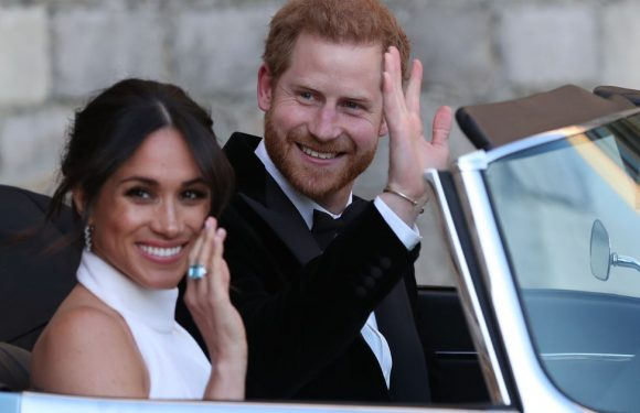 Meghan and Harry's first dance song revealed – and it has a special meaning