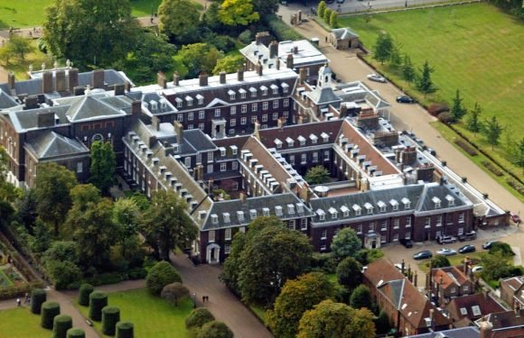 15 royals live at Kensington Palace – meet all of Harry and Meghan's neighbours