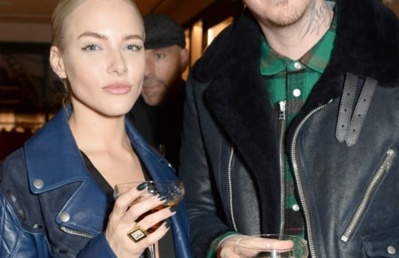Professor Green throws shade at ex Fae Williams in scathing post