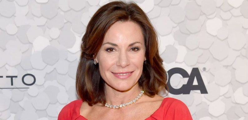 'RHONY' Luann de Lesseps Gets Plea Deal After Charges Of 'Resisting An Officer With Violence' While Drunk