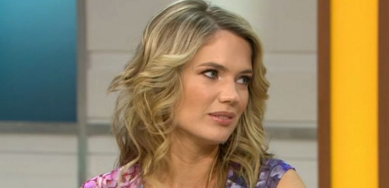 You will never guess the awkward present Piers Morgan got for Charlotte Hawkins