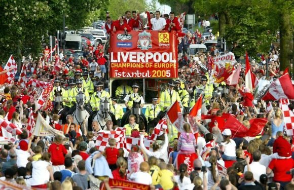 Liverpool fans unhappy over Champions League victory parade plans
