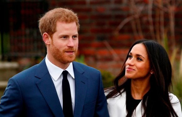 Prince Harry and Meghan Markle's wedding flower choices revealed