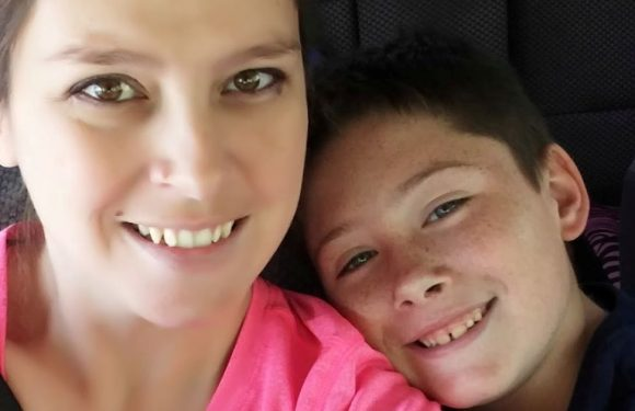 Mum's horror after finding 10-year-old son hanging in bedroom in suicide attempt