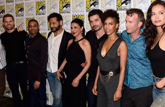 'The Expanse' Is Saved After Jeff Bezos Makes Surprise Announcement Amazon Will Pick Up Fourth Season