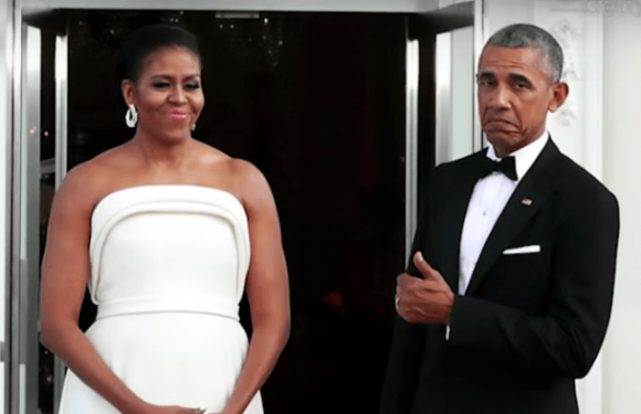 Barack and Michelle Obama's Most Adorable Moments Ever