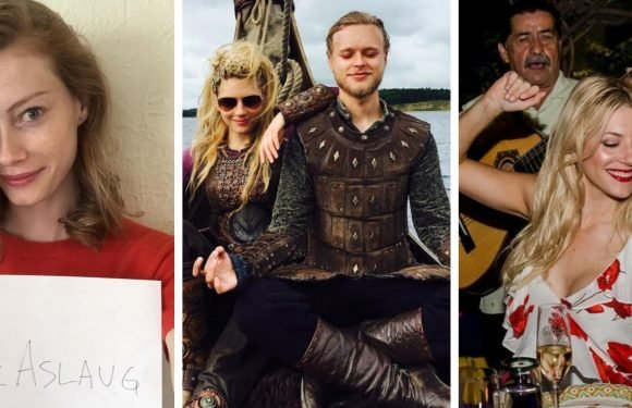 15 Photos Of What The Cast Of Vikings Looks Like IRL