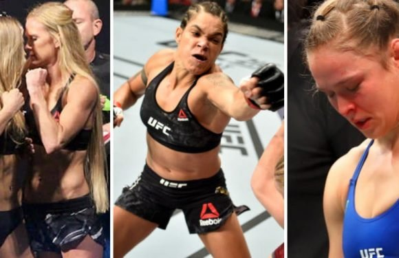 15 Female UFC Fighters Who Will Outshine Ronda Rousey