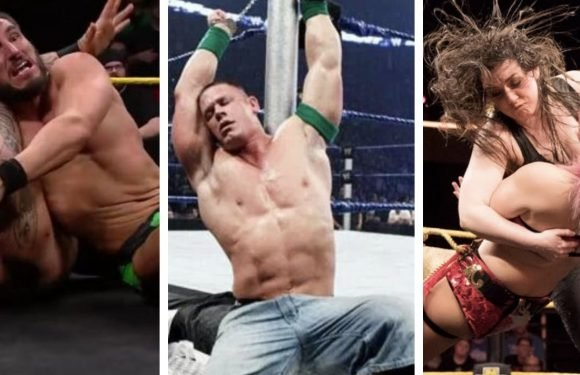 8 WWE Superstars Who Should Retire In 2018 And 7 Rookies Who Should Take Their Spots