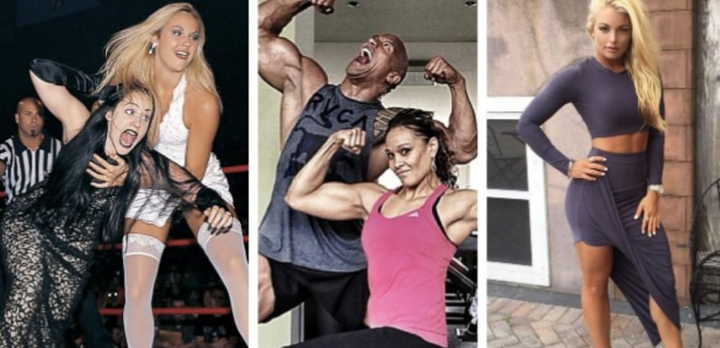 25 Attractive WWE Divas Who Look Less Intimidating Outside Of The Ring