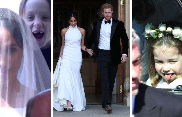 Royal Wedding: 20 Candid Photos Of The Best Moments We Can't Get Over