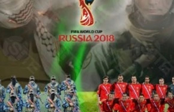 ISIS issues sick new threat to fans and players at this summer's World Cup