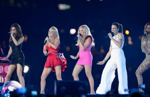 All Of The Spice Girls Score Invites To Prince Harry & Meghan Markle's Wedding
