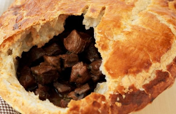 Britain's favourite pies revealed – and the top flavour may surprise you