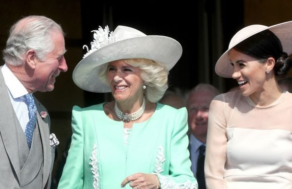 Grinning photos of Meghan Markle prove she's been fully welcomed as a royal